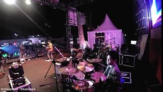 Drumcam Terima Kost Putri - Masih Penasaran Live at Soundsations