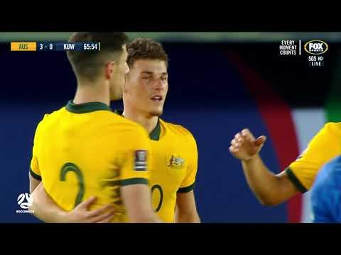 Australia Kuwait Goals And Highlights