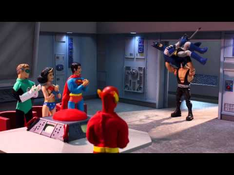 Robot Chicken DC Comics Special -- Full online