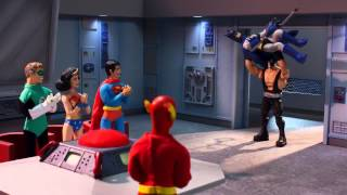 Robot Chicken DC Comics Special -- Trailer