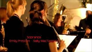 Jupiter – Saxophone Choir, Carillon, 2 Pianos, Organ, Percussion