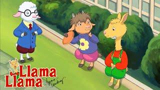 Cheer Up, Llama Llama! | Llama Llama Episode Clip