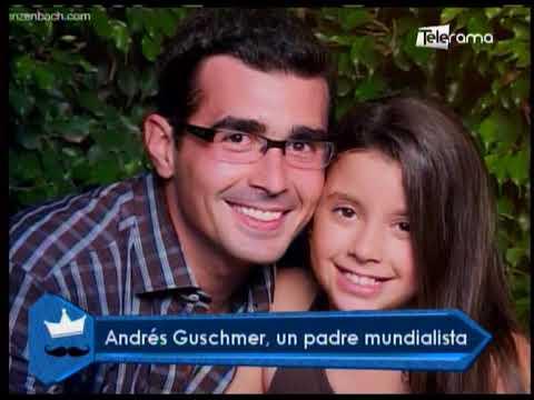 Andrés Guschmer, un padre mundialista