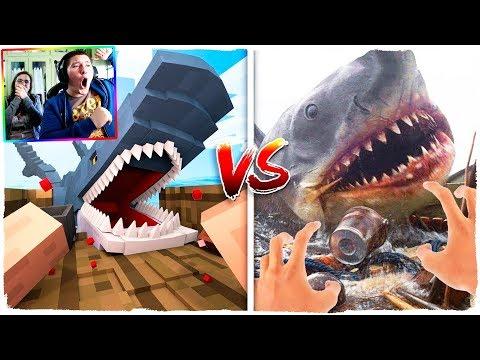 ¡MINECRAFT VS LA VIDA REAL! (VIDEO REACCIÓN) RISAS Y FAILS