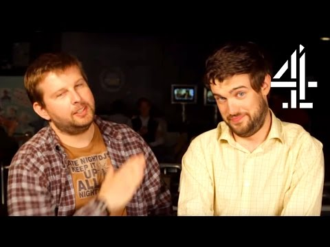 Fresh Meat | Greg McHugh and Jack Whitehall Talk Howard and JP in Season 2