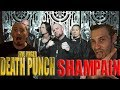 FIVE FINGER DEATH PUNCH - Sham Pain (OFFICIAL SONG) REACTION.