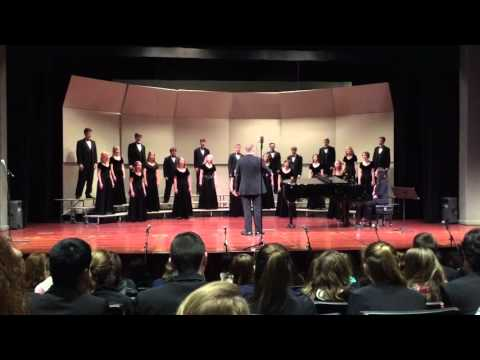 Oakville High School Madrigals - The Promised Land