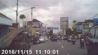 Blusukan Jogja, Dari Sleman Menuju Kampus UGM Yogyakarta