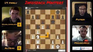 Gambar cover Dzień 3 Infoszach Masters | gościnnie Marianczello