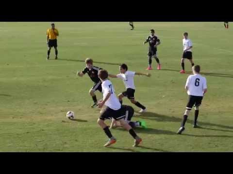 Steamers 02 Black vs Club Ohio Green / 27Nov15 / Disney Junior Showcase