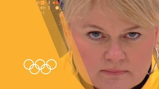 Olympics: Anette Norberg -