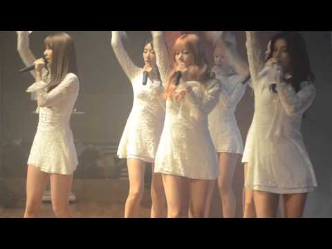 Ticket - 9Muses (나인 뮤지스) Live @ Seoul Street of Dalian In China