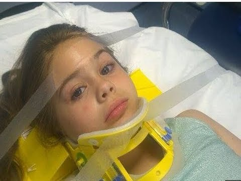 Katie Jarvis, Eight, Lost Consciousness While Scaling The Wall