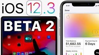 iOS 12.3 beta 2 – что нового ? Полный и честный обзор!