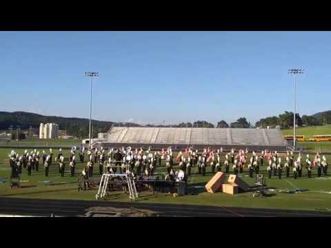 Fort Payne High School Band: 2019 DeKalb County Marching Festival