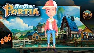 Легкие деньги? Квесты, крафт. :) My Time at Portia Прохождение. 06