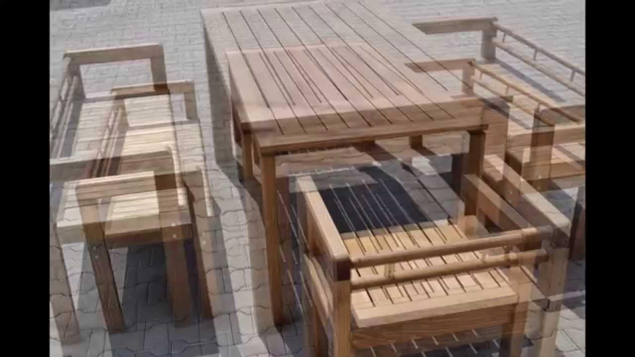 Mobili da giardino, casette di legno - YouTube