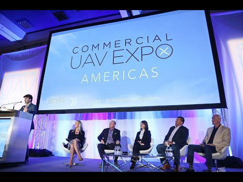 Commercial UAV Expo 2018 - Conference
