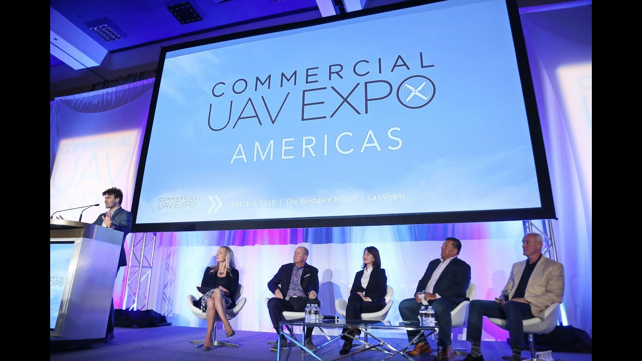 2019 Conference Information | Commercial UAV Expo Americas