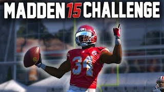Madden 15 NFL Challenge - Can I Showboat For A 99 Yard Touchdown?