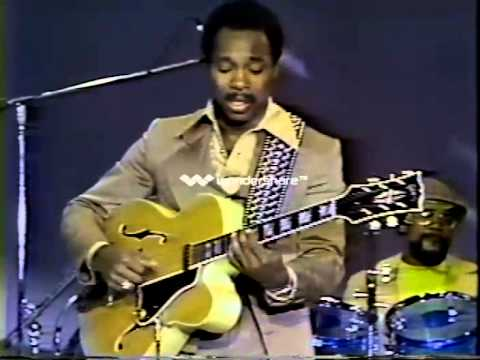 George Benson - Breezin' (at the 1976 Downbeat poll-winners' show)