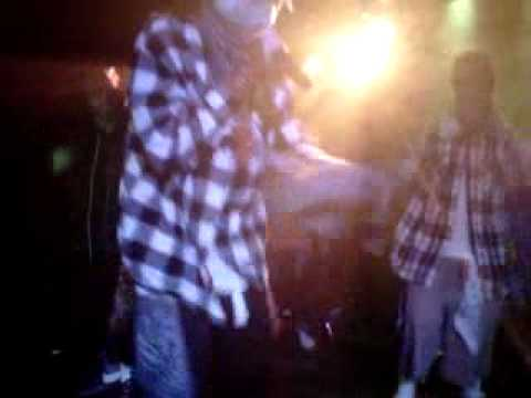 Psychopathic Rydas live at Brewsters pit in Jacksonville Oct 20th 2011