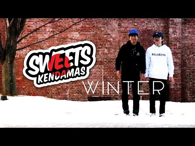 Sweets  JAPAN - winter -