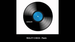 Reality Check - Plastic