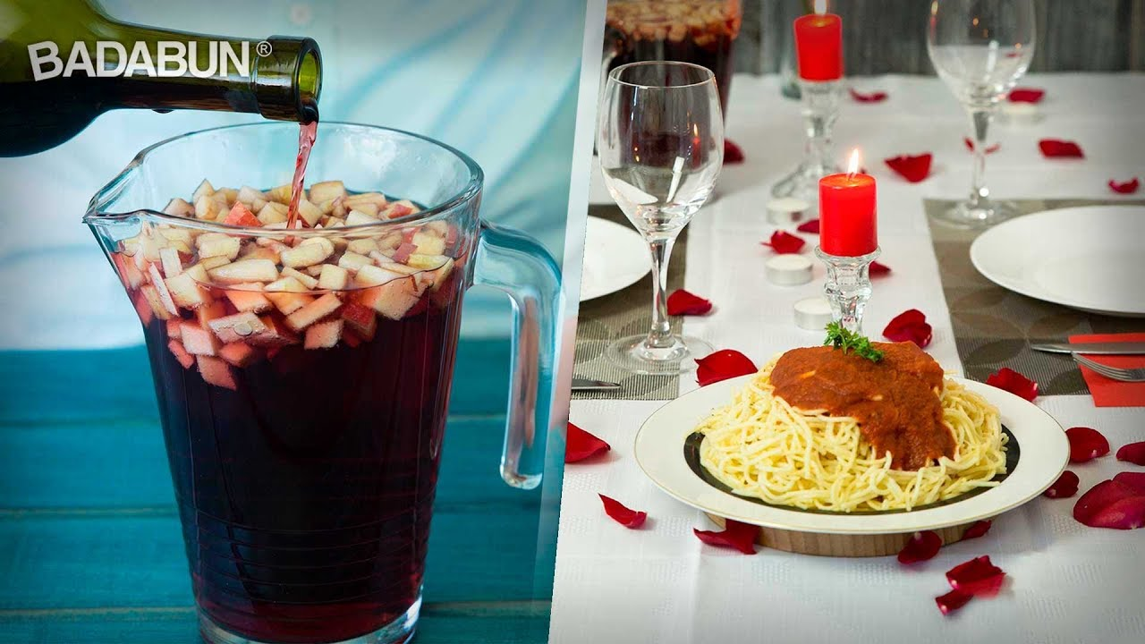 Mira c mo preparar una cena rom ntica con 200 pesos youtube for Preparar cita romantica