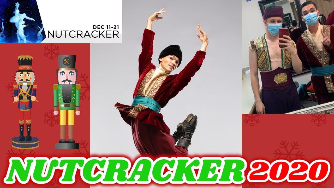 アメリカンバレエカンパニーくるみ割り人形2020! / Professional Ballet Company Nutcracker 2020 Behind The Scenes