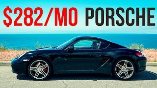 How I owned a Porsche for $282 per month