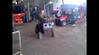 tracteur tondeuse moteur 600 XR