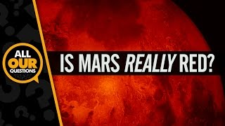What Color Is Mars?