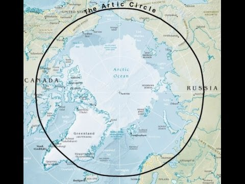 List of Countries in the Arctic Circle