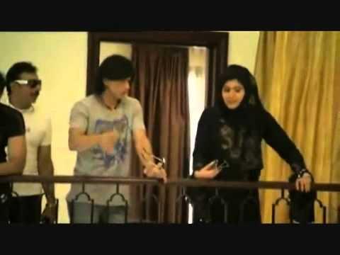 Shah Rukh Khan The Palm Jumeirah Youtube