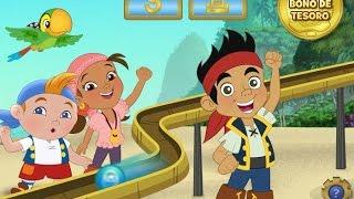 Jake y los piratas del pais de nunca jamas en español 2016 HD #jakeylospiratas