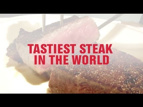 Tastiest Steak in the World 2015 - Dons de la Nature, Tokyo