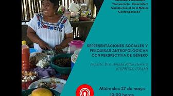 Representaciones Sociales y Pesquisas Antropológicas con Perspectiva de Género [447]
