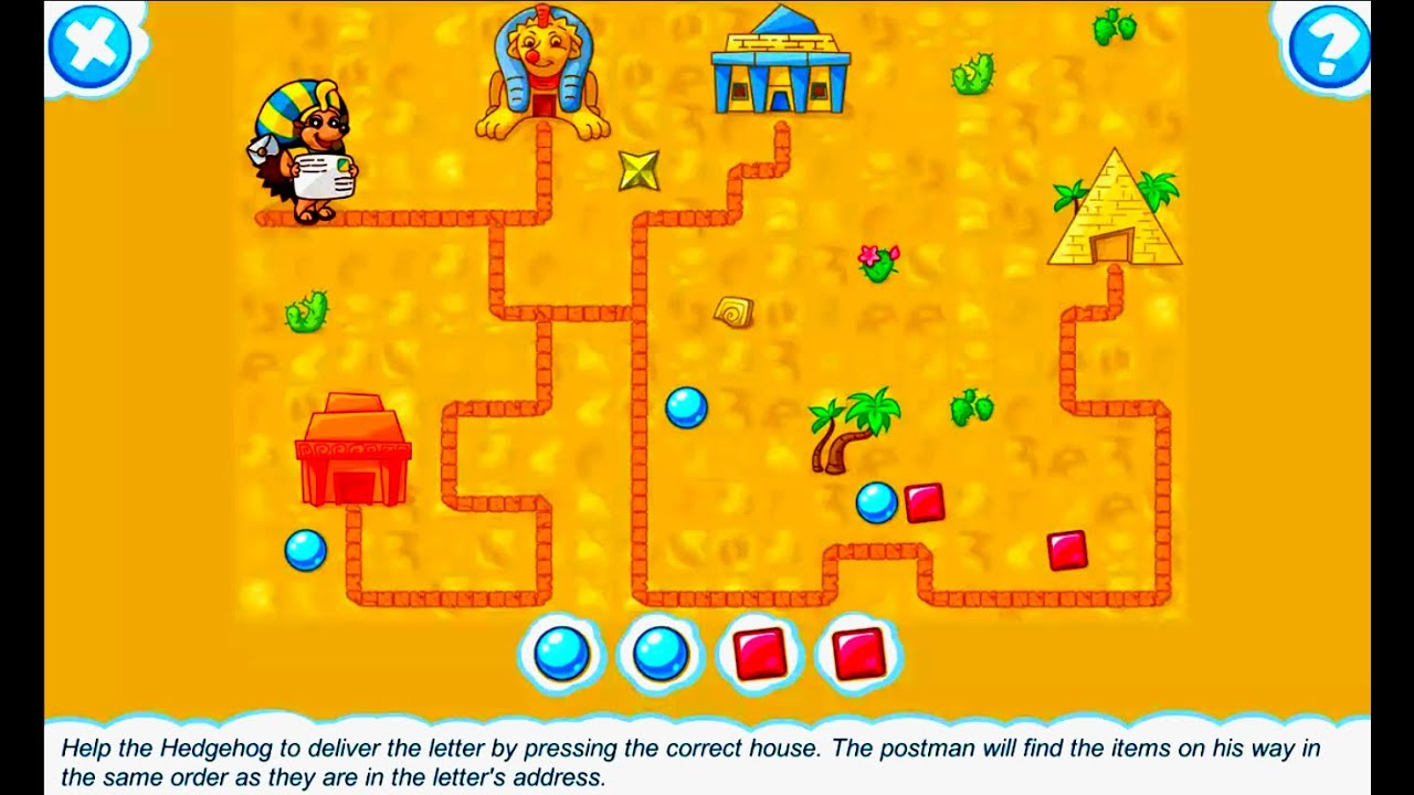 Maze Games For Kids