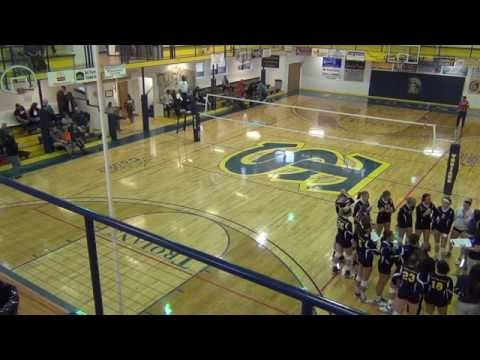 Trinidad State Volleyball vs Frank Phillips