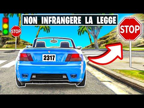 GIOCARE A GTA 5 SENZA INFRANGERE NESSUNA LEGGE!