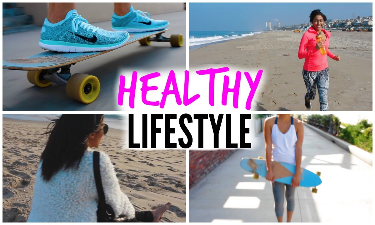<div>Tips For Starting A Healthy Lifestyle! DIY Motivation & More!</div>