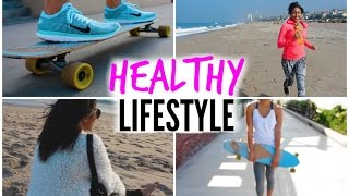 Tips For Starting A Healthy Lifestyle! DIY Motivation & More!