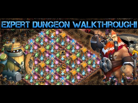 Expert Dungeon 7 - 1 And 2