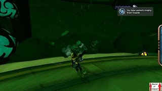 Ratchet & Clank HD Walkthrough Part 9 - Alien Queen (Girl Trouble Trophy) (Skill Point) (Nebula G34)