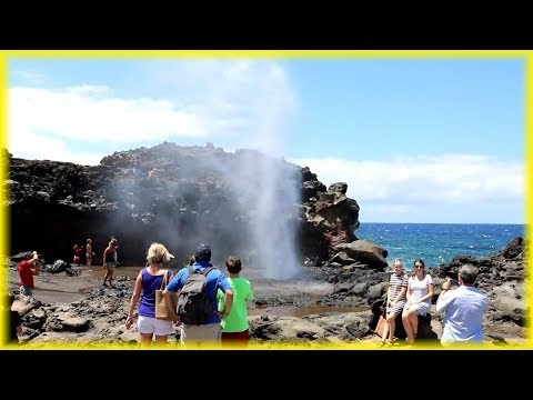 Maui County Hawaii Adventure