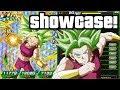 SSJ KEFLA MAX SA Showcase! Dragon Ball Z Dokkan Battle