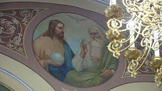 Божественная литургия 22 ноября 2020, Покровский женский монастырь, г. Москва