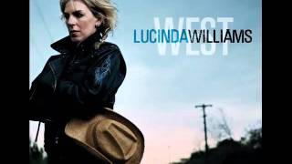 Watch Lucinda Williams West video