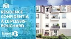 Résidence Confidentia à Le Plessis-Bouchard | Nos projets immobiliers neufs